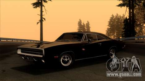 Dodge Charger 440 (XS29) 1970 for GTA San Andreas