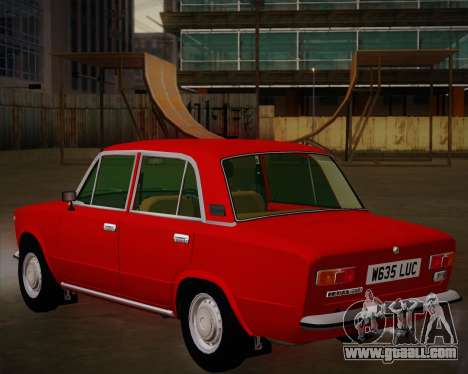 VAZ 21011 Export for GTA San Andreas side view