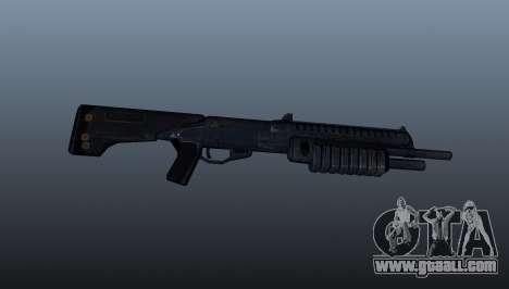 Halo 3 shotgun for GTA 4 third screenshot