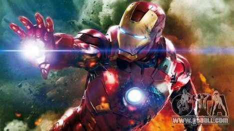 Boot screen Avengers for GTA 4 eighth screenshot
