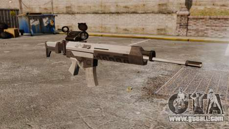 Automatic rifle ACR for GTA 4