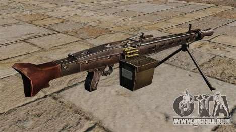 General-purpose machine gun M63 for GTA 4 second screenshot