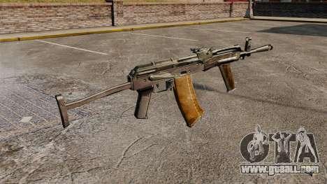 AK-47 v8 for GTA 4 second screenshot