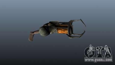 Gravity gun for GTA 4 third screenshot