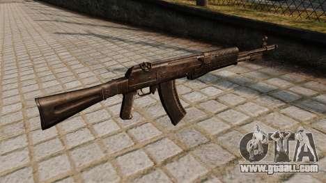 The an-94 Abakan assault rifle for GTA 4 second screenshot