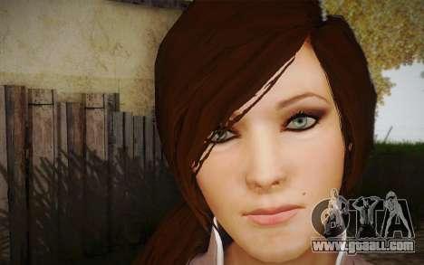 Remember Me Alexia for GTA San Andreas forth screenshot