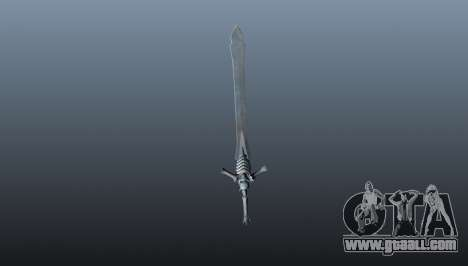 Sword Of Rebellion for GTA 4