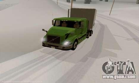 Volvo VNL430 for GTA San Andreas