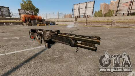 Automatic shotgun for GTA 4