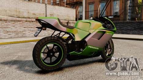 GTA IV TLAD Bati for GTA 4 left view