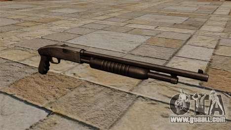 Winchester 1300 shotgun for GTA 4