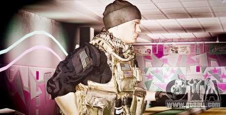 Pak from Battlefield 4 for GTA 4 second screenshot