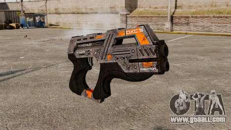 Gun Mass Effect v2 for GTA 4