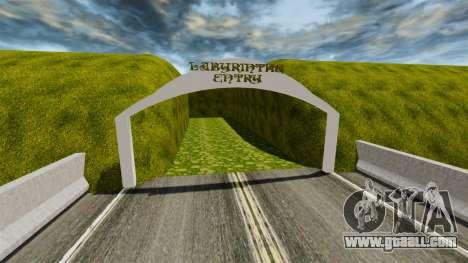 Maze for GTA 4 third screenshot