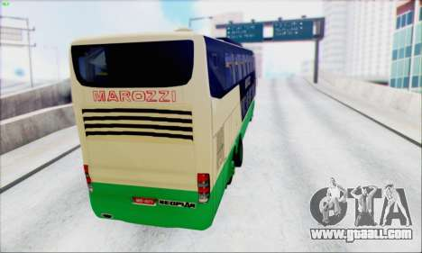 Marcopolo G6 Marozzi Autolinee for GTA San Andreas left view