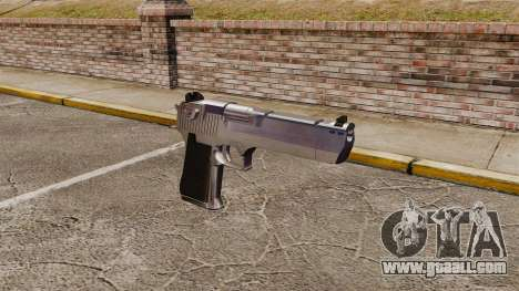 Desert Eagle Pistol for GTA 4