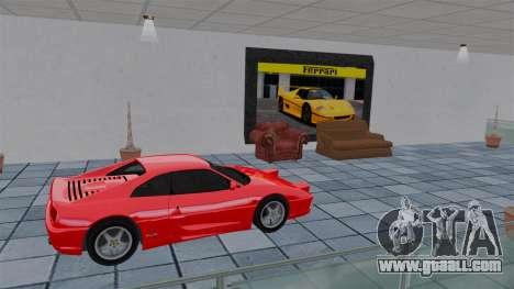 Ferrari Auto Show for GTA 4 sixth screenshot