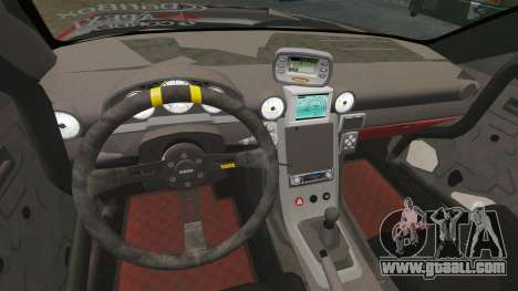Nissan Silvia S15 for GTA 4 inner view