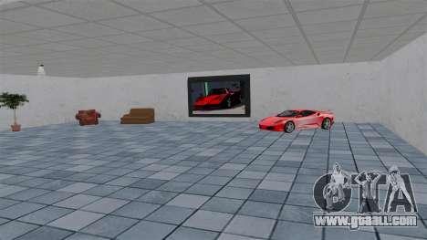 Ferrari Auto Show for GTA 4 forth screenshot