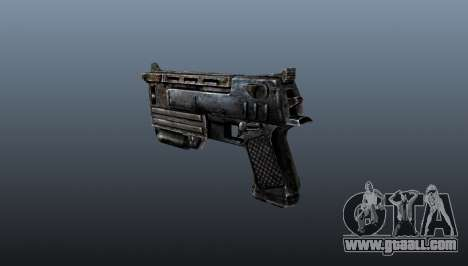 10 mm pistol for GTA 4 second screenshot