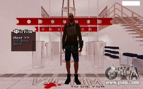 HD Pak Skins vagabonds for GTA San Andreas forth screenshot