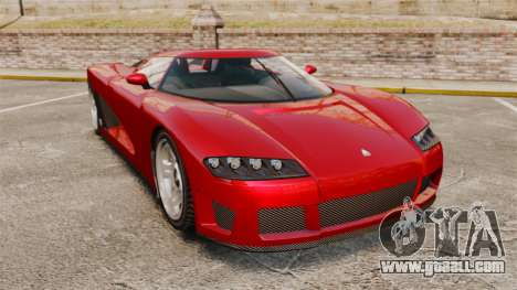 GTA V Overflod Entity XF for GTA 4