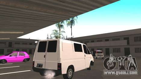 Renault Trafic for GTA San Andreas right view