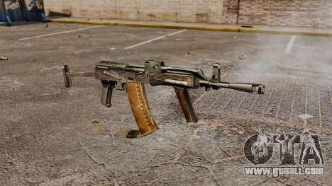 AK-47 v8 for GTA 4