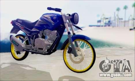 Yamaha 225R Scorpio Z for GTA San Andreas