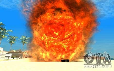 New Effects v1.0 for GTA San Andreas third screenshot