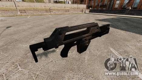 M41A pulse rifle for GTA 4 second screenshot