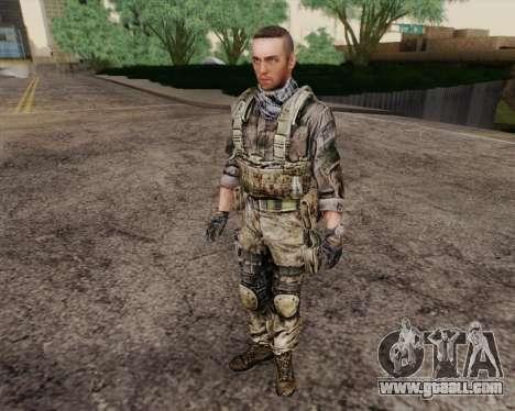 Delvin for GTA San Andreas