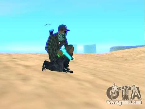 Rifa Gun Pack for GTA San Andreas