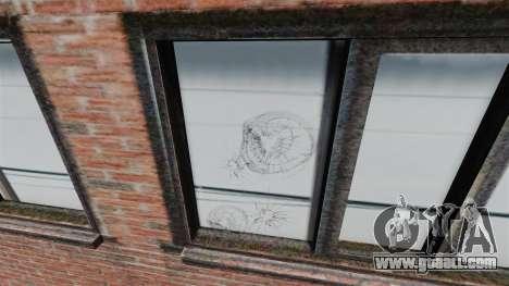 New glass effects for GTA 4 forth screenshot