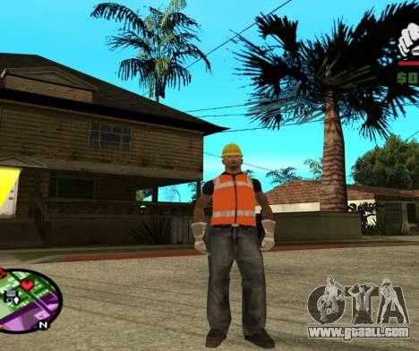 Builders for GTA San Andreas