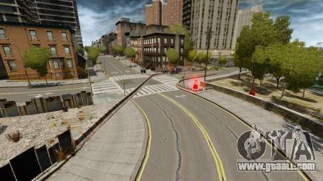 Liberty City Race Track for GTA 4 third screenshot