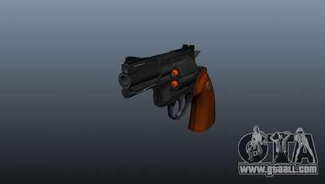 Revolver Python 357 for GTA 4