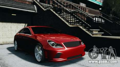 Mercedes-Benz CLS AMG for GTA 4