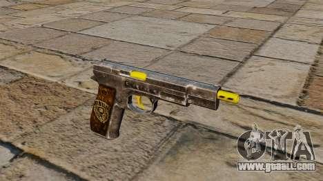 Pistol Cz75 for GTA 4