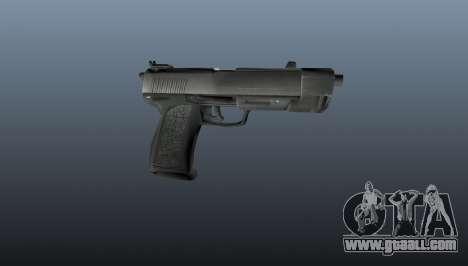 Gun Half-life for GTA 4 third screenshot