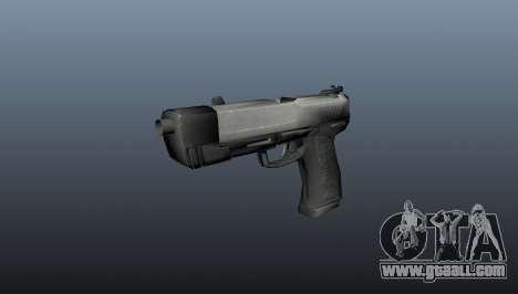 Gun Half-life for GTA 4
