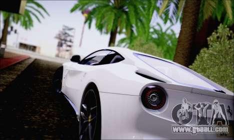 Ferrari F12 Berlinetta Horizon Wheels for GTA San Andreas right view