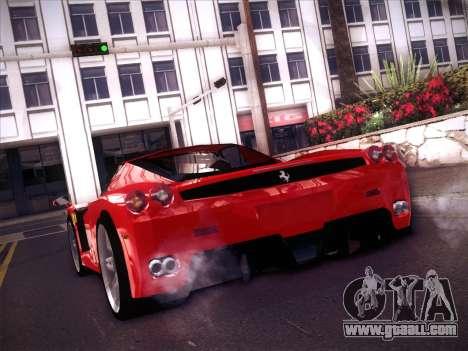 Ferrari Enzo 2003 for GTA San Andreas left view