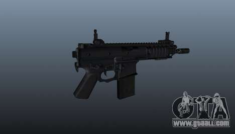 KAC PDW Rifle Shortstuff for GTA 4 third screenshot