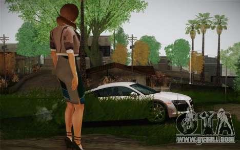 Remember Me Alexia for GTA San Andreas third screenshot