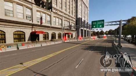 Liberty City Race Track for GTA 4 eighth screenshot