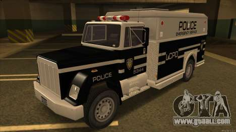 Enforcer HD from GTA 3 for GTA San Andreas