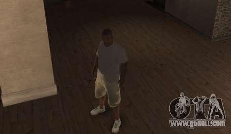 Franklin Clinton from GTA V for GTA 4 second screenshot