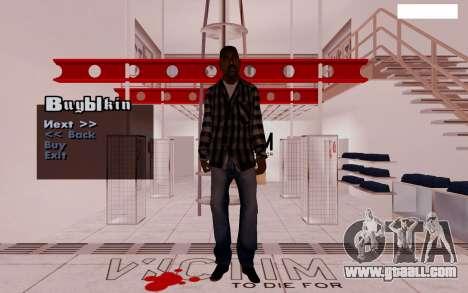 HD Pak Skins vagabonds for GTA San Andreas seventh screenshot