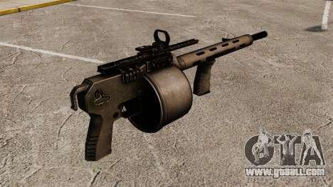 Shotgun Striker for GTA 4 second screenshot
